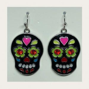 🆕 Sugar Skulls Earrings